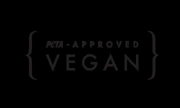 PETA VEGAN APPROVED